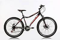 🚲Горный стальной дисковый велосипед TOTEM VOLTAIRE; рама 17; колеса 26, фото 1