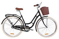 🚲Городской алюминиевый женский велосипед DOROZHNIK CORAL PH 2019 (планетарная втулка Shimano NEXUS 3 sp); рама 19; колеса 28, фото 1