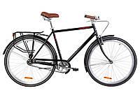 🚲Городской стальной велосипед Dorozhnik COMFORT MALE; рама 22; колеса 28, фото 1