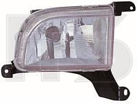 Противотуманная фара для Chevrolet Lacetti 03- правая (Depo)