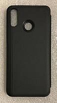 "Чохол книжка ""CLEAR VIEW..."" Huawei P Smart Plus Black, фото 2"