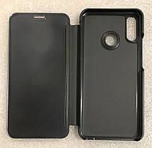 "Чохол книжка ""CLEAR VIEW..."" Huawei P Smart Plus Black, фото 3"