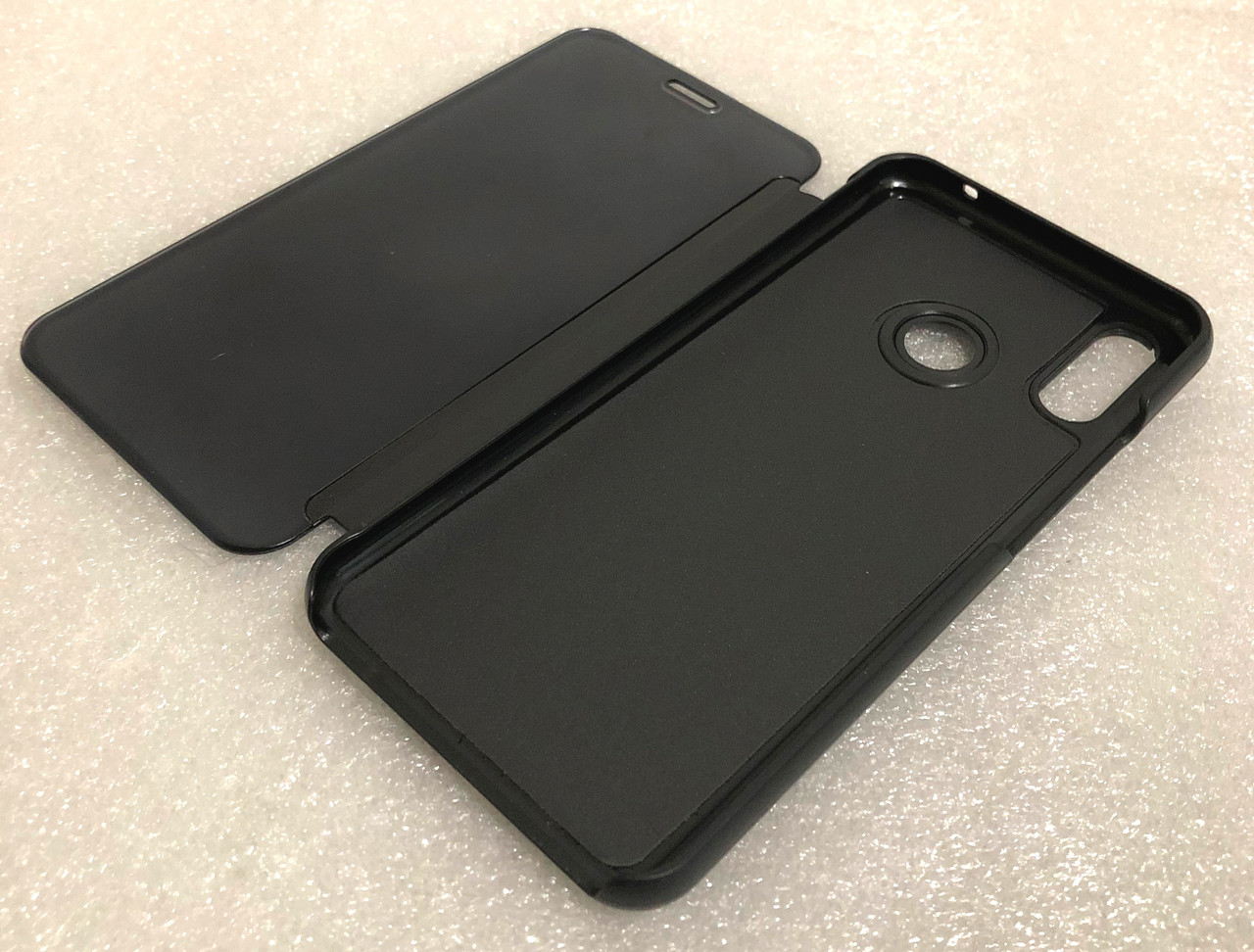 "Чохол книжка ""CLEAR VIEW..."" Huawei P Smart Plus Black"