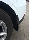 Брызговики MGC FORD Focus 3 хетчбек (Форд фокус) 2011-2018 г.в. комплект 4 шт 1722673, 1798977, фото 7