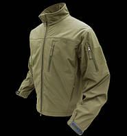 54109 Куртка тактическая мужская SOFT SHELL & Vertx&  p.L/L (коричневый) (54109)