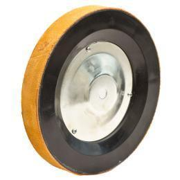Круг кожаный для правки шлифовального круга 200 x 30 x 12 мм Holzmann NTS 250LAS