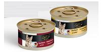 Edel Cat консерва 85г*12шт мусс для котов (разные вкусы)