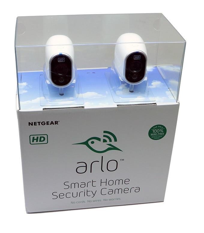 Комплект наблюдения Netgear Arlo VMS3230