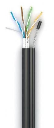 Кабель OK-Net FTP КППЭт-ВП (100) 4х2х0,51