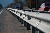 Барьерные дорожные ограждения оцинкованные