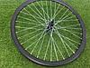 Колесо переднее 26 с двойным ободом под диск, фото 2