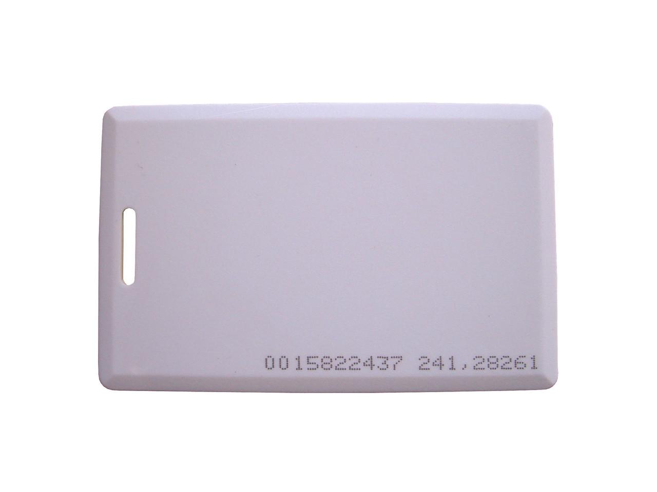 Proximity карта ЕМ-05 (карточка доступа)