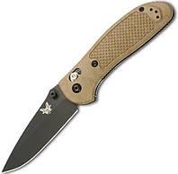 Нож Benchmade  Pardue Drop PT Grip (551BKSN)