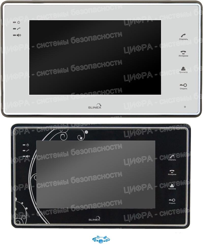 Видеодомофон цветной Slinex XR-07 white