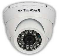 Видеокамера AHD купольная Tecsar AHDD-1M-20F-out