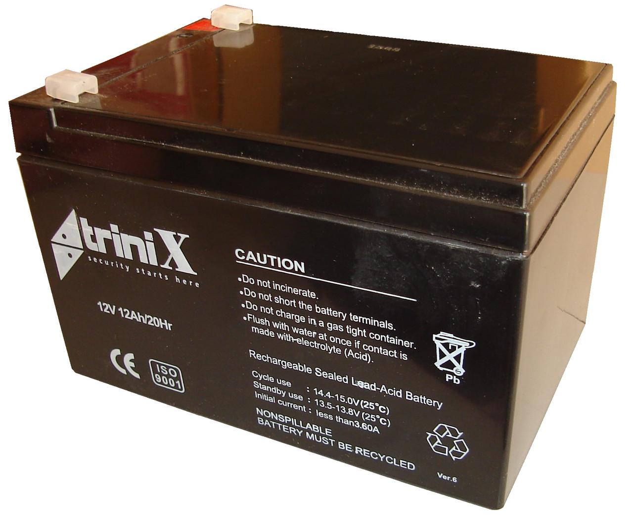 Аккумуляторная батарея Trinix 12V 12 Ah