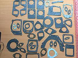 Комплект прокладок(4-е цилиндра)без проклади ГБЦ EuroCargo 013.200, фото 2