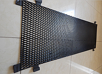 Решетка декоративная (пластик)