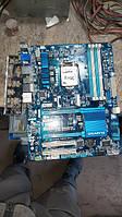 Мат.плата GIGABYTE GA-Z77-D3H LGA1155 Z77 2xPCI-E Dsub+DVI+HDMI GbLAN SATA RAID ATX 4DDR3 № Б