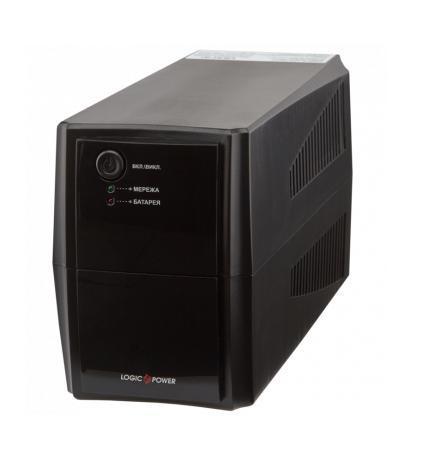 ИБП UPS LogicPower LPM-525VA-P