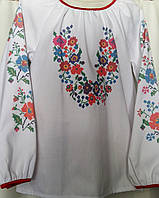Заготовка сорочки (пошита) ''Квітчаста''