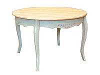 Стол круглый (оливка) 120*120*76 см