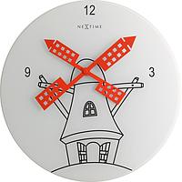 Часы настенные Мельница D30 cm