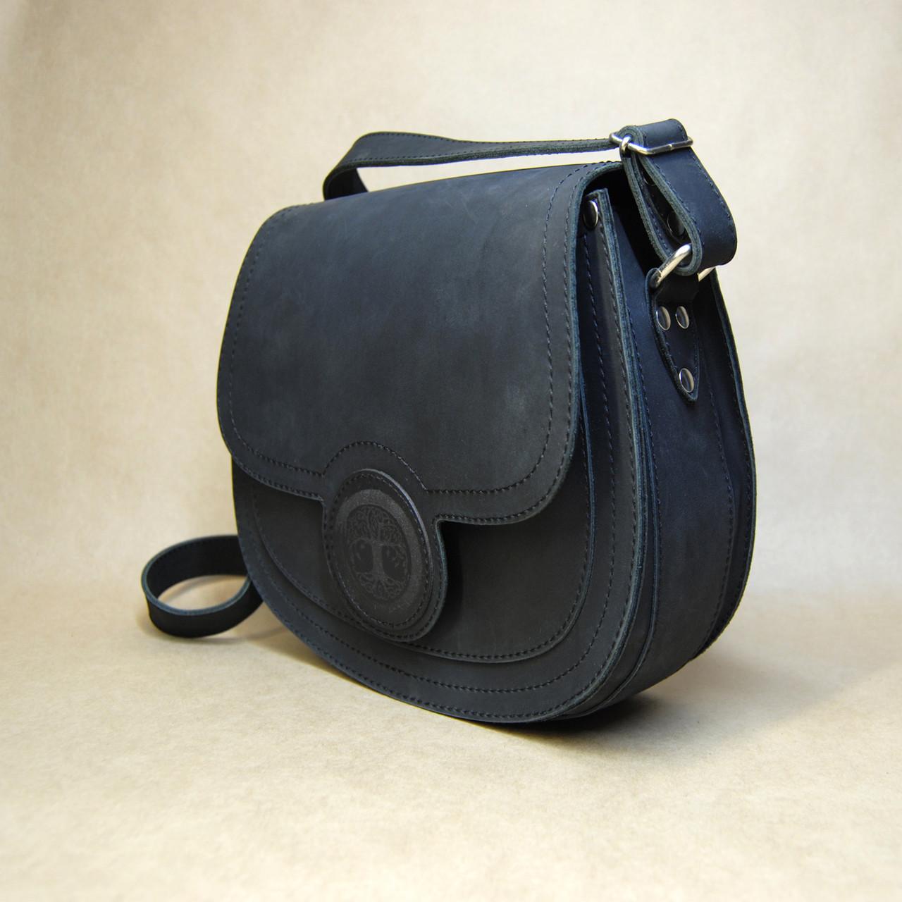 Женская сумка из натуральной кожи. Оригинальная сумка женская кожаная.