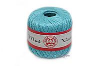 Madam Trikote Maxi Viscose, Голубой меланж №5353