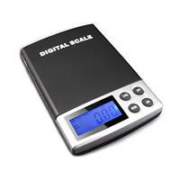 Портативные карманные электронные ювелирные мини весы с макс. весом 1000 грамм (мод. SW-1000/01)