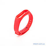 Ремешок для Xiaomi MI Band 2 red, фото 2