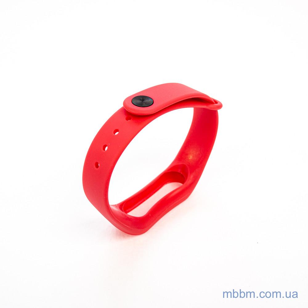 Ремешок для Xiaomi MI Band 2 red Mi