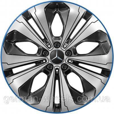 Оригинальные диски 19- дюймовые  Mercedec - Benz EQC - Class
