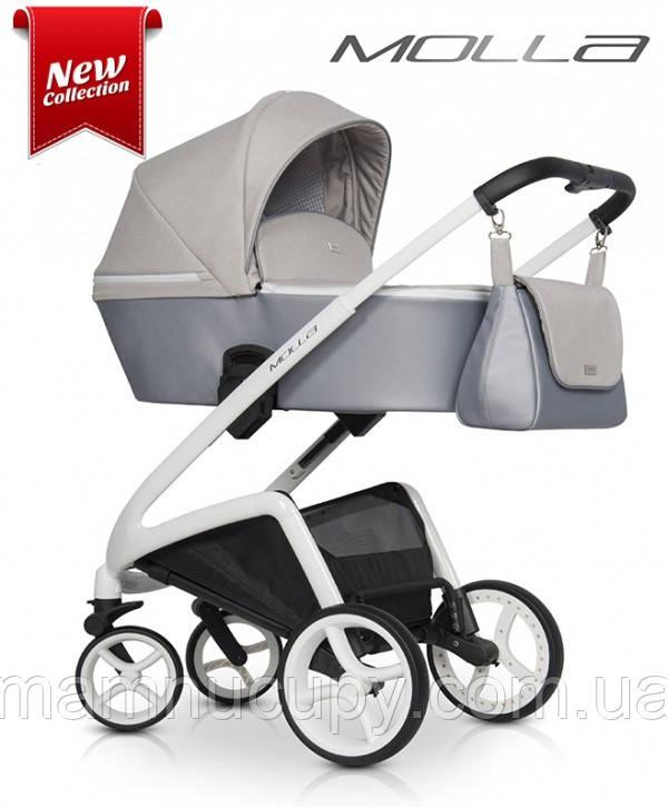 Детская универсальная коляска-люлька Riko Molla