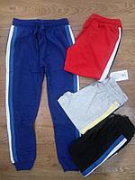 Спортивные штаны для мальчика GLO-STORY 110,120cм(микс цвета)