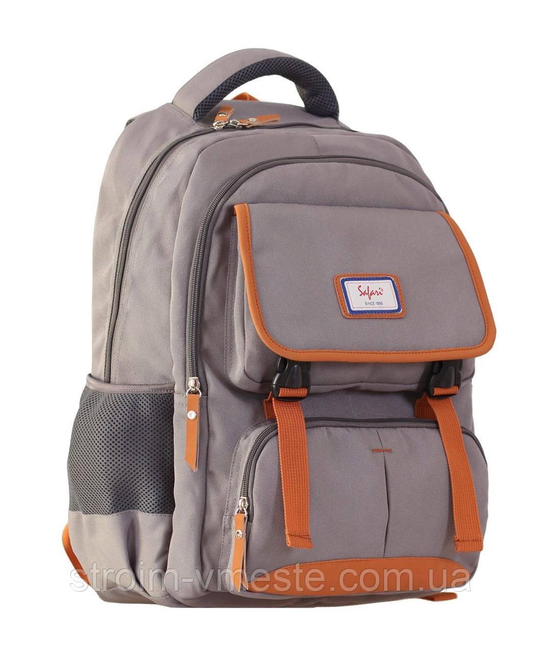 Рюкзак 3 отд 45*29*22 см 900D PL SAFARI Trend 1840