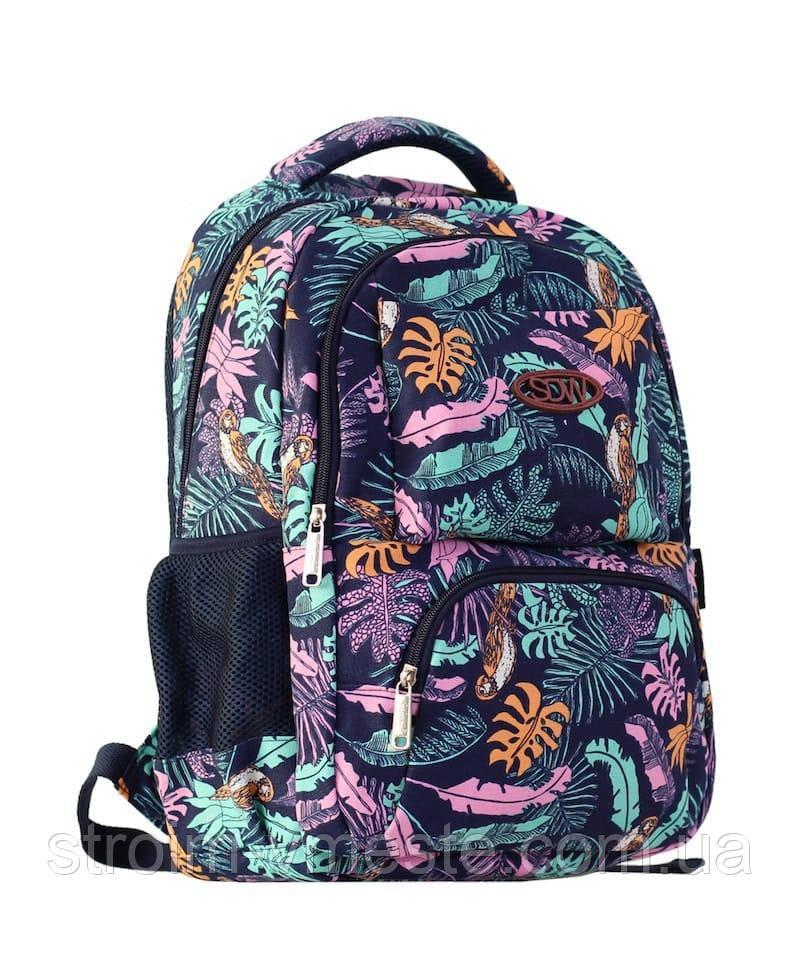Рюкзак 3 отд 41*28*18 см 900D PL SAFARI Trend 1845