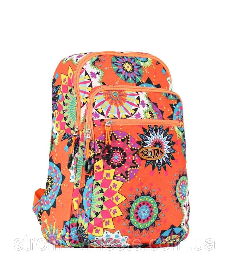 Рюкзак 3 отд 41*27*17 см 900D PL SAFARI Trend 1846