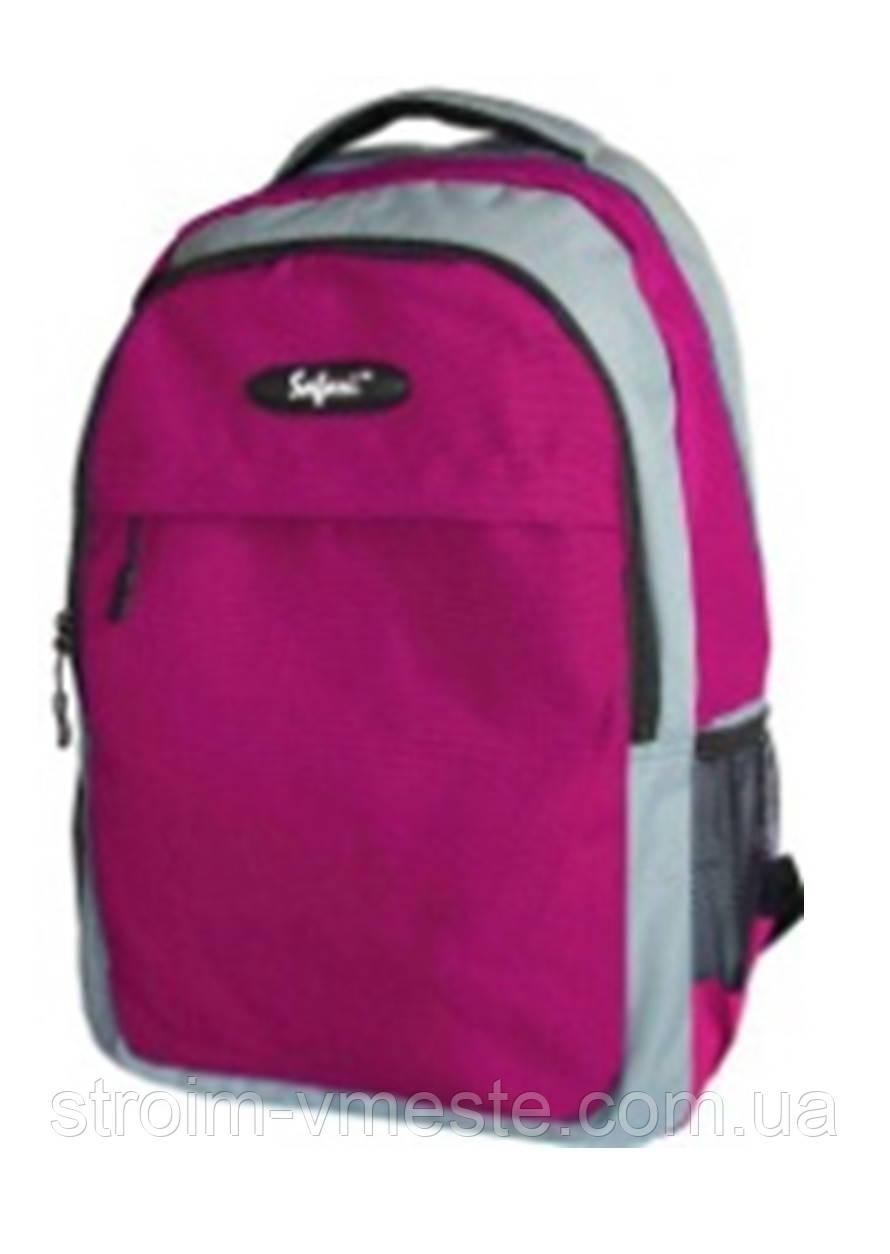 Ранец-рюкзак 2 отд 44*30*20см 300D PL RAINBOW Teens 8-530