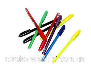 Ручка шариковая масляная Piano PТ-1159-C синяя