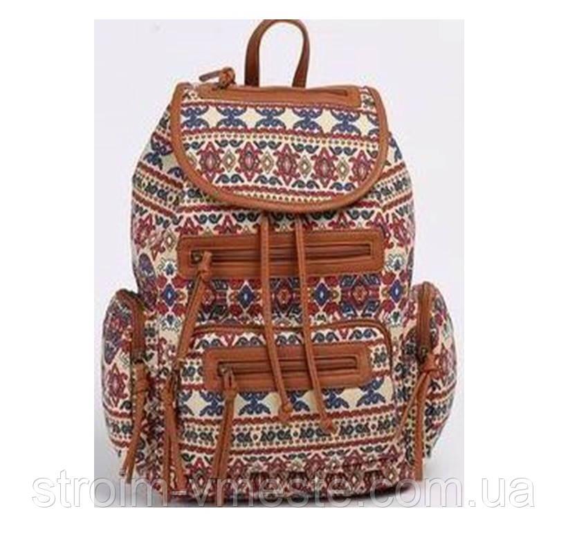 Рюкзак 1 відділення 34*28*14см 9799 SAF