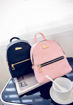 Женский детский мини рюкзак