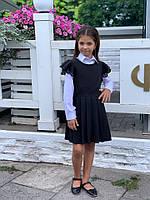 Сарафан школьный для девочки, фото 1