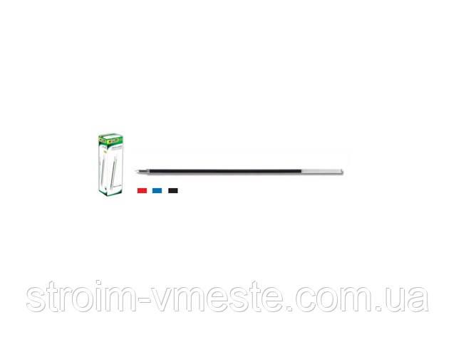 Cтержень шариковый 0.7мм Дл-147мм черный 4-108 4Office