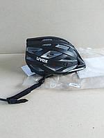 №51. Велошлем UVEX I-VO CC 52-57 cm Black , фото 1