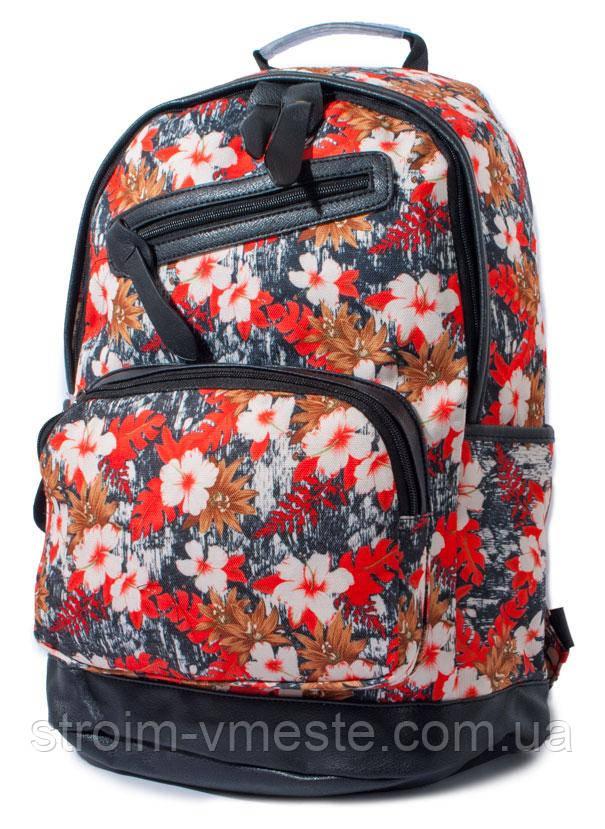 Рюкзак 1 отд c отделением для ноутбука 43*30*19см SAF арт 9658