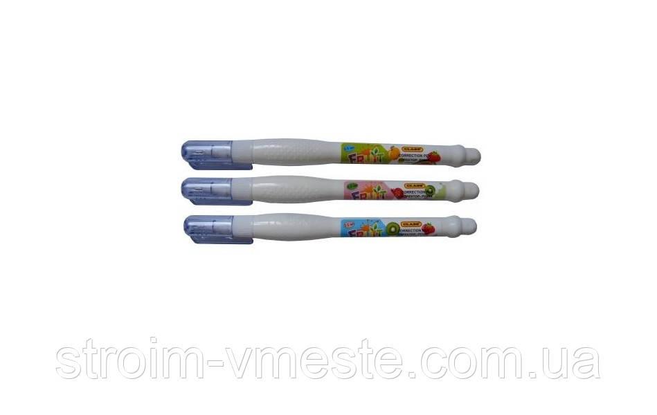 Корректор-ручка,»Fruits», тонкий метал клапан, 5,5мл, 4952,CLASS
