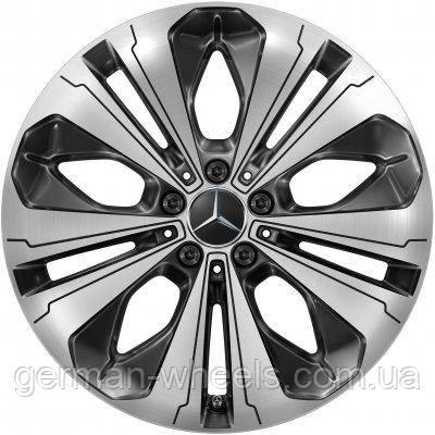 Оригинальные 19 - дюймовые диски Mercedes Benz EQC - Class