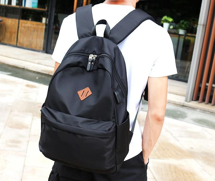 Мужской женский стильный рюкзак