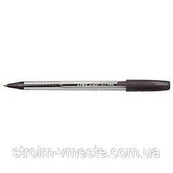 Ручка шар/масл S-400 черная 0,7 мм «LINC»